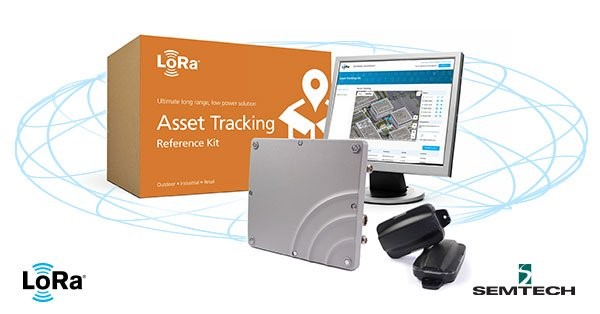 Asset Tracking Kit package