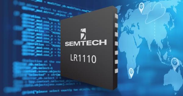 Semtech's LR1110 Chip