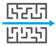 Simplified Maze