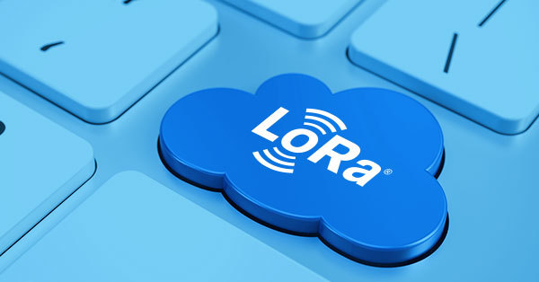 """LoRa Cloud"" keyboard button"